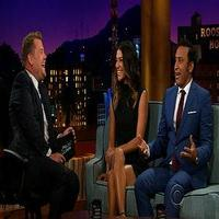 VIDEO: Jessica Szohr & Aasif Mandvi Reveal Childhood Crushes on JAMES CORDEN