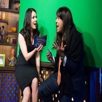 VIDEO: Lauren Graham Reprises GILMORE GIRLS Role on 'Watch What Happens'