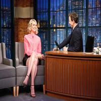 VIDEO: Taylor Schilling Talks 'Orange Is the New Black' on LATE NIGHT