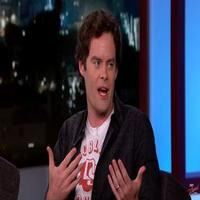 VIDEO: Bill Hader Talks New Film 'Inside Out' & More on JIMMY KIMMEL