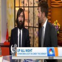 VIDEO: Adam Scott & Jason Schwartzman Talk New Comedy 'The Overnight'