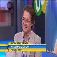 VIDEO: Kyle MacLachlan Chats New Pixar Comedy 'Inside Out' on GMA