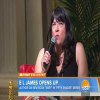 VIDEO: FIFTY SHADES Author E.L. James Teases New Book 'Grey'