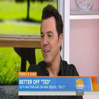 VIDEO: Seth MacFarlane Shares TED 2 'Isn't Just A Repeat'