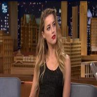VIDEO: Amber Heard Talks 'Magic Mike XXL' on TONIGHT SHOW