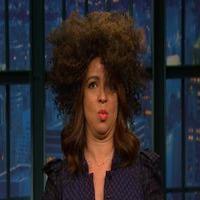 VIDEO: Maya Rudolph Shares Her Rachel Dolezal Impression on LATE NIGHT