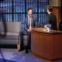 VIDEO: Joe Manganiello Talks Magic Mike XXL on LATE NIGHT