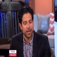 VIDEO: Adam Rodriguez Chats 'Magic Mike'; Joining 'Empire' on THE TALK