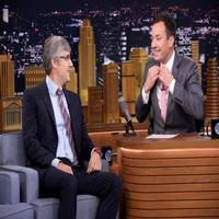 VIDEO: Mo Rocca Talks Cooking Ravioli & More on TONIGHT SHOW