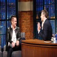 VIDEO: Colin Farrell Talks New Season of 'True Detective' on LATE NIGHT