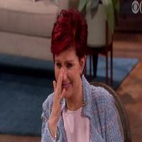 VIDEO: Sharon Osbourne Makes Emotional Return to THE TALK: 'I Hit a Bump in the Road'