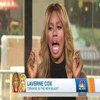 VIDEO: Laverne Cox Shares 'I Wouldn't Be Here If It Weren't For My Mom'