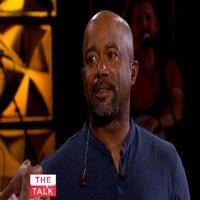VIDEO: Darius Rucker Talks Tragedy in Charleston on THE TALK