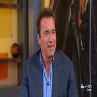 VIDEO: Arnold Schwarzenegger Talks 5th 'Terminator' Movie on GMA