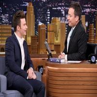 VIDEO: GLEE's Chris Colfer Talks 'Land of Stories' & More on TONIGHT SHOW