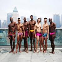 STAGE TUBE: Men of Broadway's THE LION KING & ALADDIN Model Swimwear for OUT