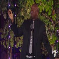 VIDEO: Tituss Burgess Talks Marriage Equality; Sings 'All By Myself' at Logo Awards