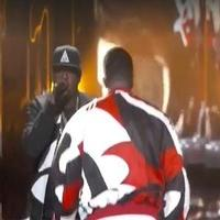 VIDEO: Oops! Diddy Takes a Tumble at 2015 BET AWARDS!