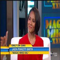 VIDEO: Jada Pinkett Smith Talks Eroticism of 'Magic Mike XXL' on GMA