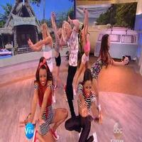 VIDEO: 'Teen Beach Movie 2' Stars Perform on THE VIEW