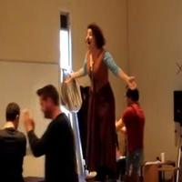 STAGE TUBE: Julie Garnye on Playing 'Aldonza' in PCPA's MAN OF LA MANCHA; Plus Performance Sneak Peek!