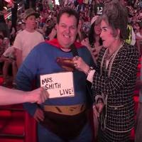 STAGE TUBE: MRS. SMITH Hits the Streets for Help in Naming New Show