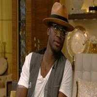 VIDEO: Taye Diggs Talks HEDWIG on 'Live': 'I Will Be Amazing, But I'm Petrified'