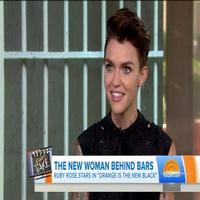 VIDEO: Ruby Roe Talks Joining Netflix's ORANGE IS THE NEW BLACK
