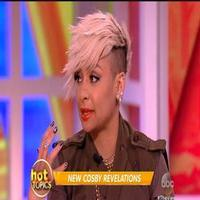 VIDEO: Raven-Symone Comments on Latest Bill Cosby Sex Scandal Revelations