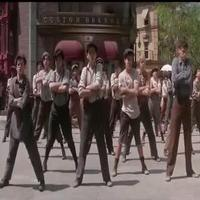VIDEO: Watch Mashup of NEWSIES Cast Dancing to Bruno Mars' 'Uptown Funk'