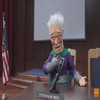 VIDEO: First Look - Bryan Cranston Lends Voice for New Crackle Animated Series SUPERMANSION