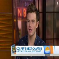 VIDEO: Chris Colfer Talks GLEE, Latest Book & More on TODAY
