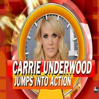 VIDEO: Carrie Underwood Heroically Breaks Car Window to Save Her Baby & Dogs