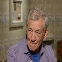 VIDEO: Sir Ian McKellen Talks New Film MR. HOLMES
