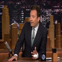 VIDEO: Jimmy Fallon Explains Horrifying Finger Injury: 'I Was in ICU for 10 Days'