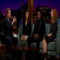 VIDEO: Judy Greer, Chris Tucker Talk Summer Vacations & More on CORDEN