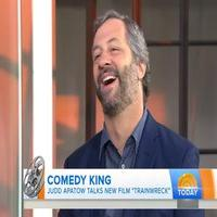VIDEO: Director Judd Apatow Talks New Film 'Trainwreck' & More on TODAY