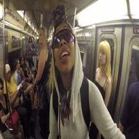 VIDEO: CHICAGO's Brandy Norwood Sings 'Home' In Disguise on NYC Subway