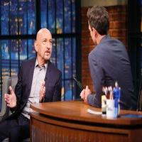 VIDEO: Ben Kingsley Chats Royal New Project TUT on 'Late Night'