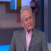 VIDEO: Michael Douglas Talks Family Life & New Role in 'Ant-Man' on GMA