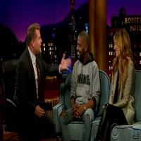 VIDEO: Cat Deeley & Kid Cudi Visit LATE LATE SHOW WITH JAMES CORDEN