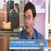 VIDEO: 'Trainwreck' Star Bill Hader Talks Sex Appeal & More on TODAY