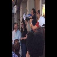 STAGE TUBE: Lin-Manuel Miranda Performs 'Mini-Concert' for HAMILTON Lottery Participants