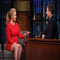 VIDEO: 'Trainwreck's Amy Schumer Explains the Drawbacks of Living Alone on LATE NIGHT