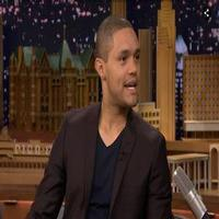 VIDEO: Trevor Noah Talks Taking Over as Host of 'The Daily Show' on TONIGHT
