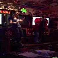 VIDEO: Watch Daniel Radcliffe Rap to Eminem's Real Slim Shady at Karaoke Bar!
