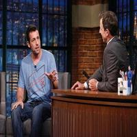 VIDEO: 'Pixels' Star Adam Sandler Shares Arcade Stories on LATE NIGHT