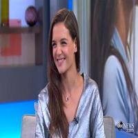 VIDEO: Katie Holmes Reveals Mystery Behind Her Braces on RAY DONOVAN