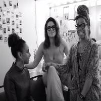 STAGE TUBE: BEACHES' Shoshana Bean, Kamilah Marshall & Melanie Nyema Perform 'Quittin' Time' Backstage at Drury Lane