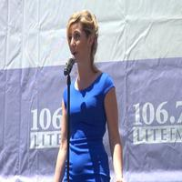 BWW TV: SAYONARA Cast Performs at BROADWAY IN BRYANT PARK